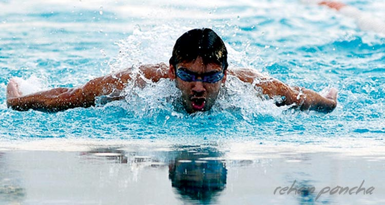 Swim Smart With Rehan Poncha - Swim Clinic for Competitive Swimmers