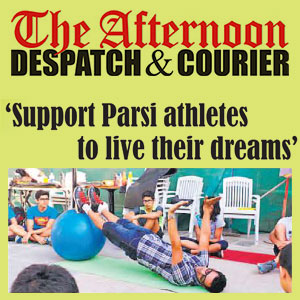 Support Parsi Athletes To Live Their Dreams
