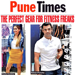 Speedo H20 Active Launch with Vj Anusha - Pune Times - March 18