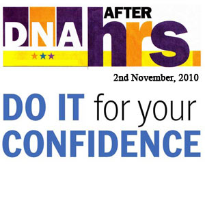 DNA Sports Newspaper - Do it for your confidence