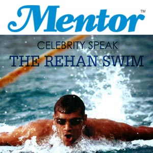 Celebrity Speak - The Rehan Swim