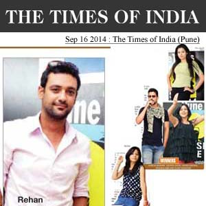 A combination of raw talent and enthusiasm - Clean & Clear TM Pune Times Fresh Face 2014